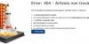 Pagina web del MIBACT. Bando non reperibile.