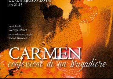 Carmen. Confessioni di un brigadiere