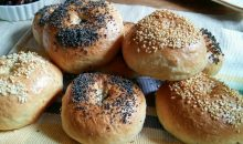 Vegan Bagels