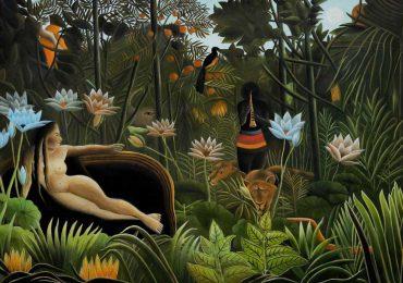 Il sogno, (1910) Museum of Modern Art di New York